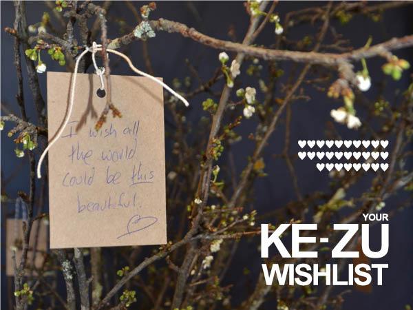 The KE-ZU Wishlist – Week 4 …