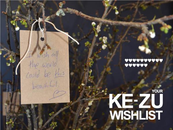 The KE-ZU Wishlist – Week 7 …