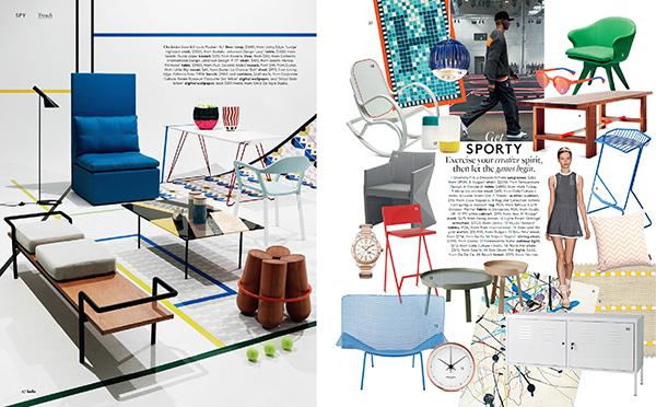 Image Courtesy Belle Magazine