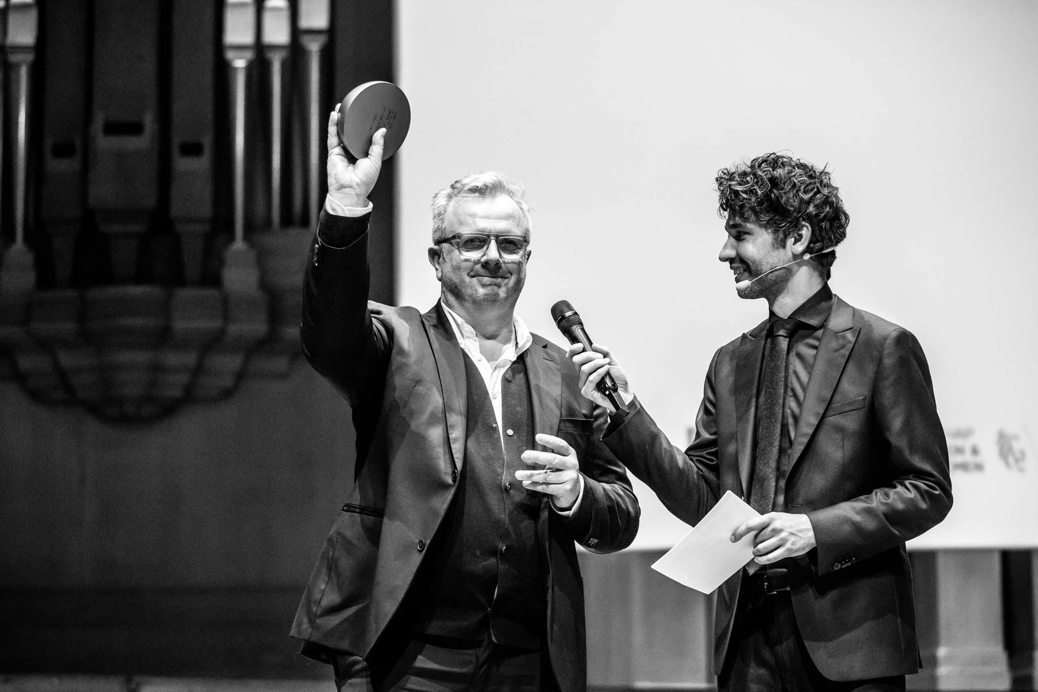 EDEN designer, Bart Lens receives Lifetime Achievement Award