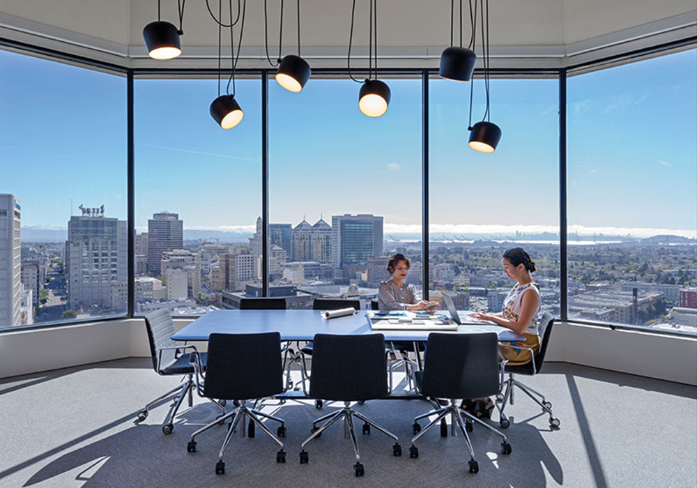 Workplace that wows: Gensler, Oakland