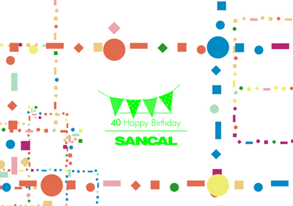 Very Arty Happy Birthday Sancal! ...