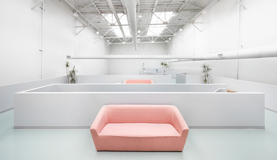 Pretty in pink: Sancal blushes at Campari Canada by I-V