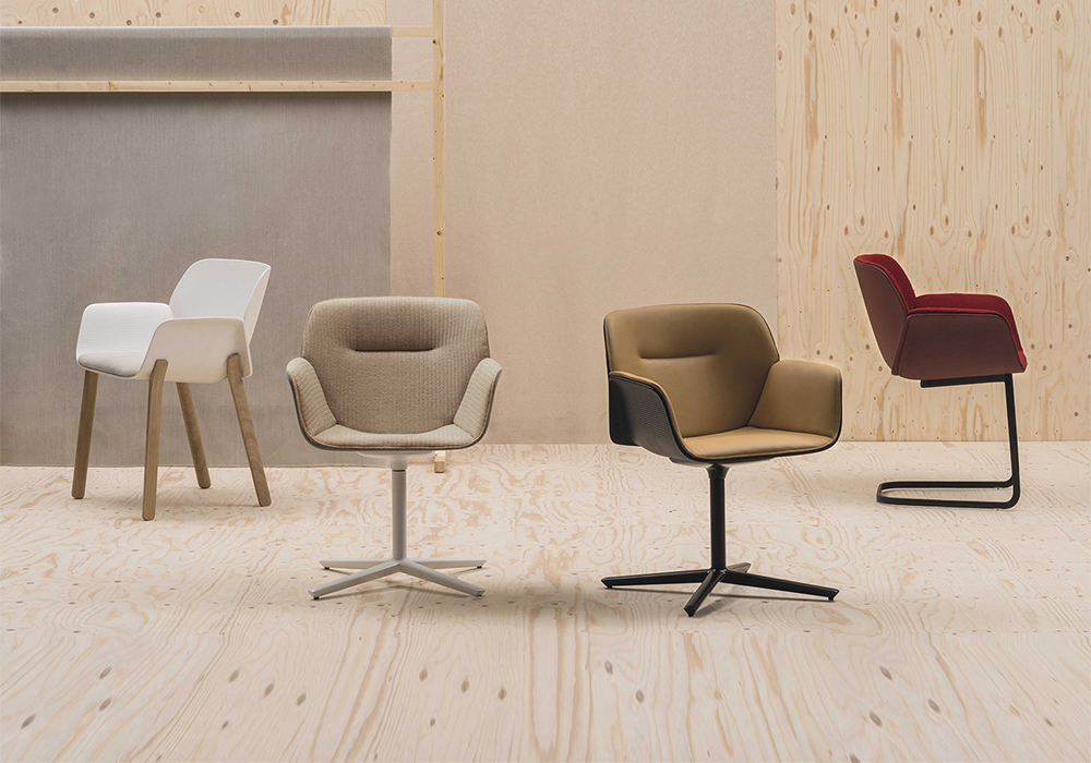 introducing the new nuez collection by patricia urquiola for andreu world