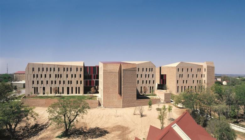 St. Edward's University Dorms, 2008, Austin, Texas, USA . Photo by Cristobal Palma. zzz