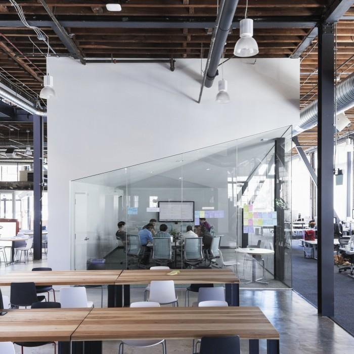 Printerest San Francisco Offices. Photograph Naho Kubota and Eddy Joaquim ©