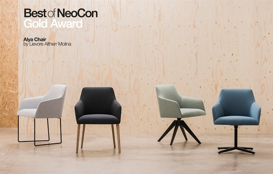 KEZU Andreu World_Contract award winner NeoCon_banner-alya