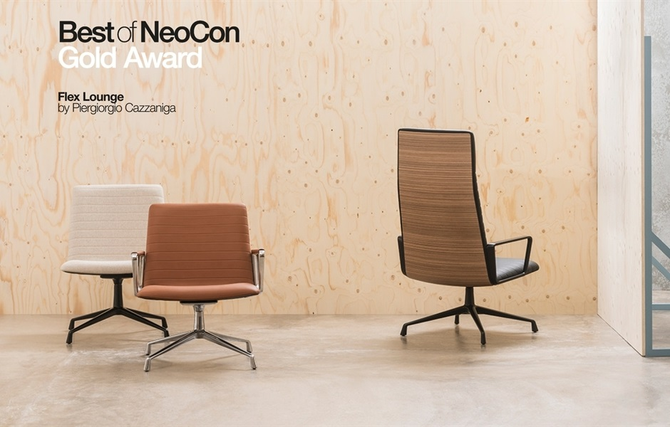 KEZU Andreu World_Contract award winner NeoCon_flex-lounge