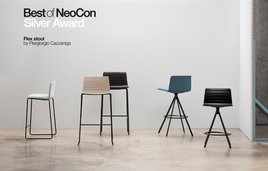 KEZU Andreu World_Contract award winner NeoCon_flex-stool