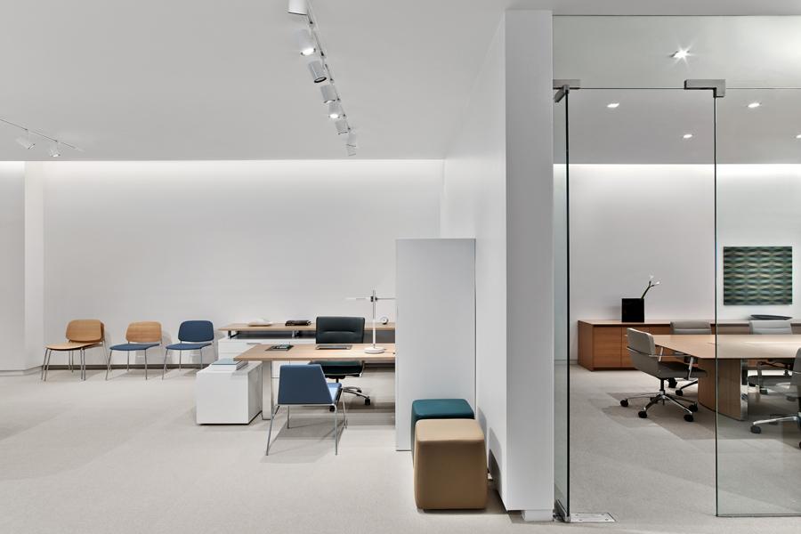 Bernhardt Design Furniture Steals The Spotlight In Its New