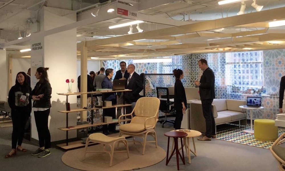 Expormim at NeoCon 2016