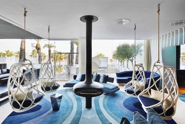 Nautica at the W Hotel Barcelona ...