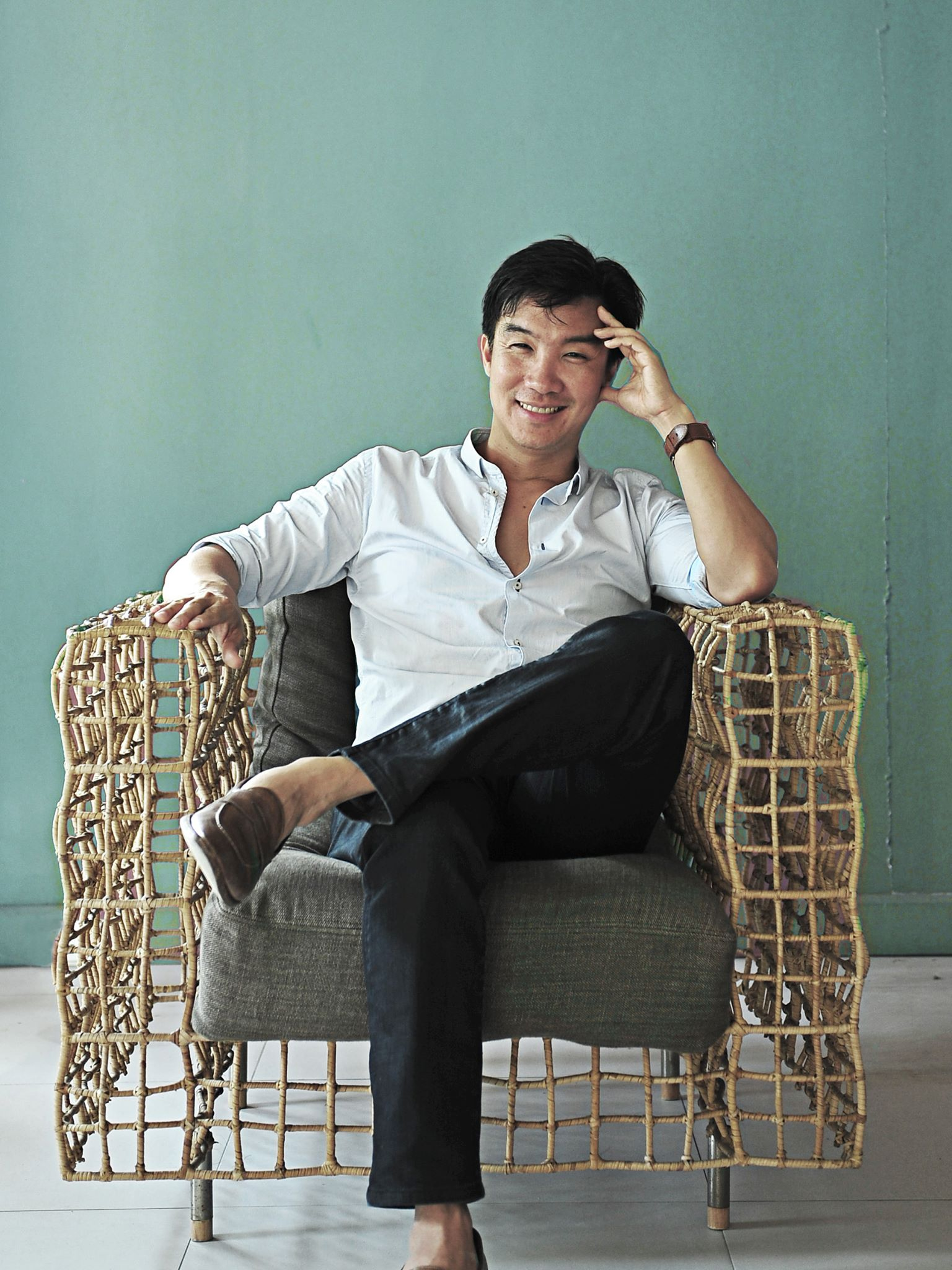 Kenneth Cobonpue:  MAISON&OBJET ASIA Designer of the Year ...