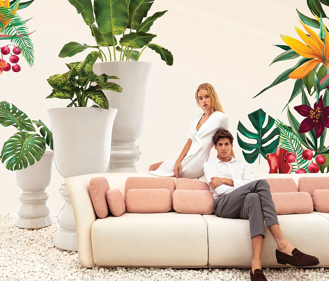 Vondom's new collection is oh so Suave