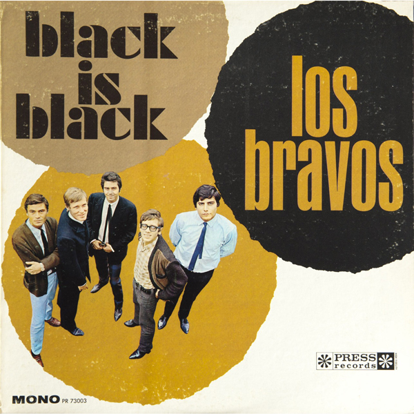Los Bravos Black is Black2