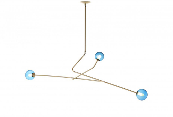 Lattice Suspension Light