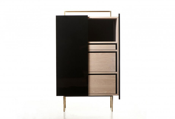 Trunk Cabinet Tall