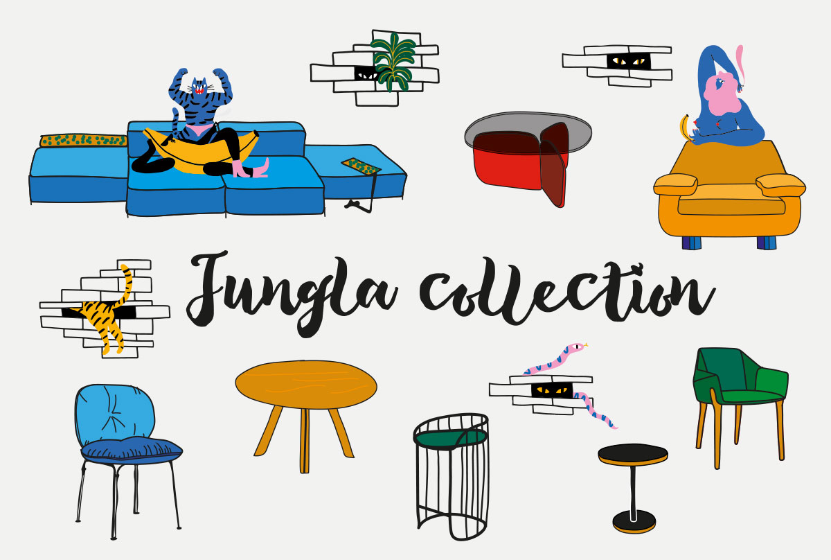 Welcome to the Jungle: Sancal at Salone del Mobile Milan