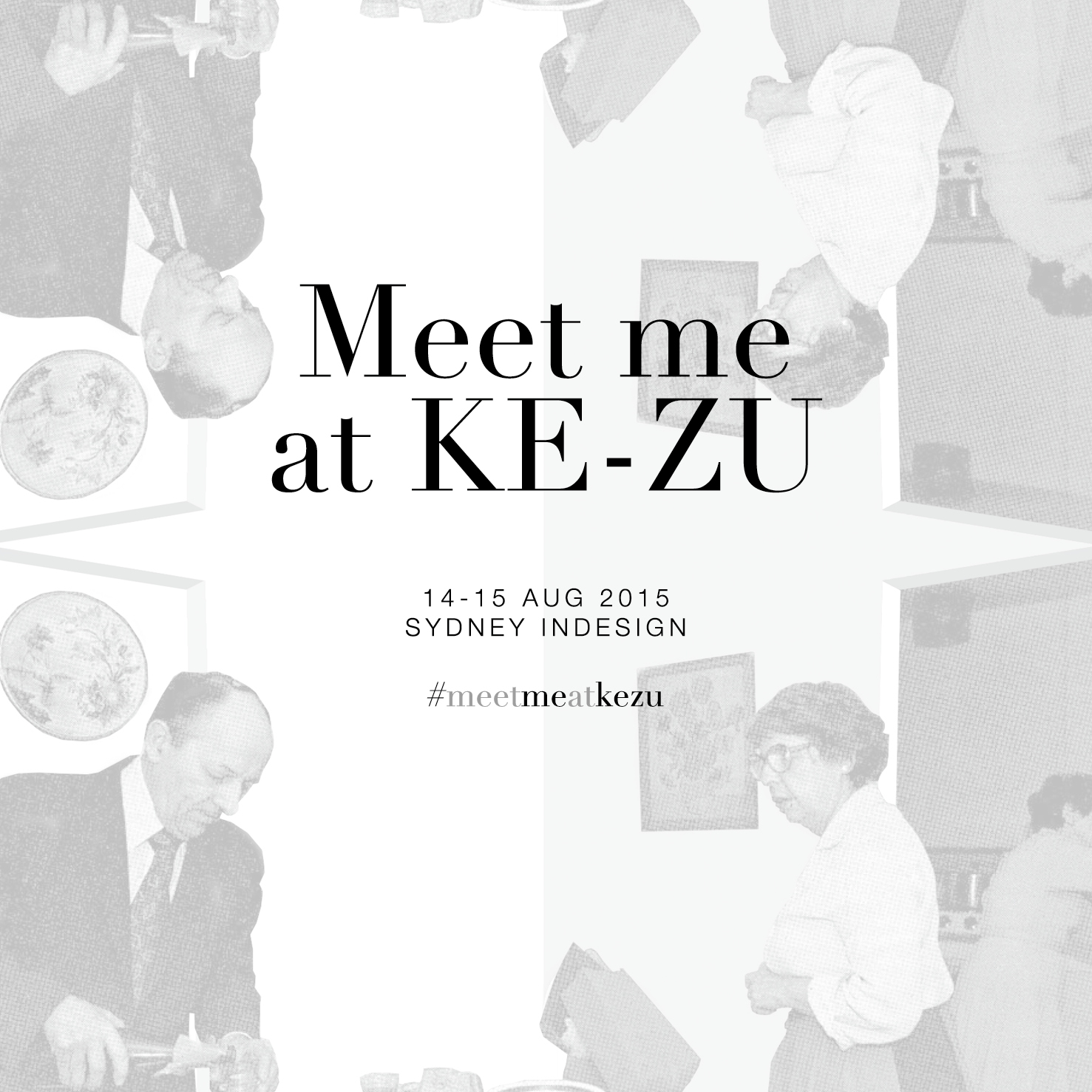Meet me at KE-ZU ...