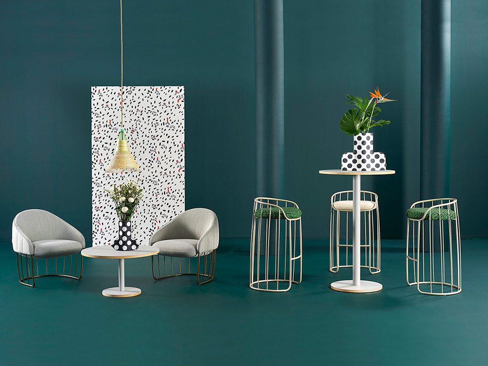 The ever-expressive and elegant Sancal Tonella