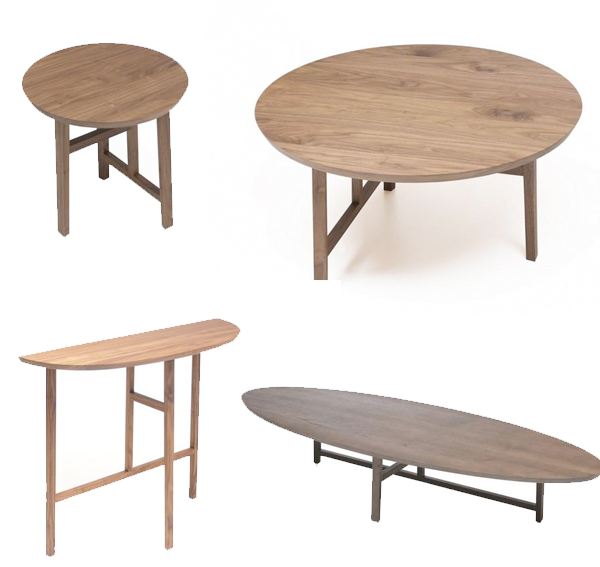 Trio tables