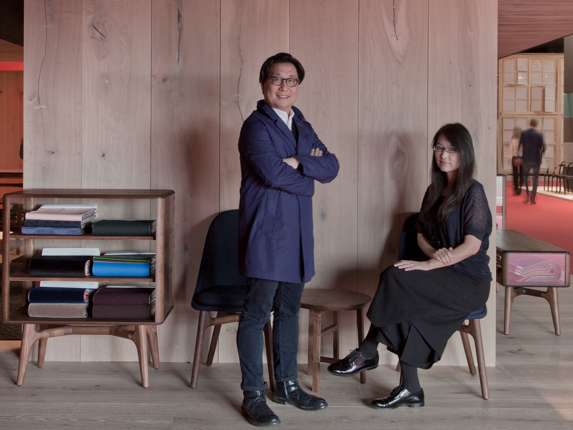 Inside Neri&Hu's 'The Cut' for Kvadrat