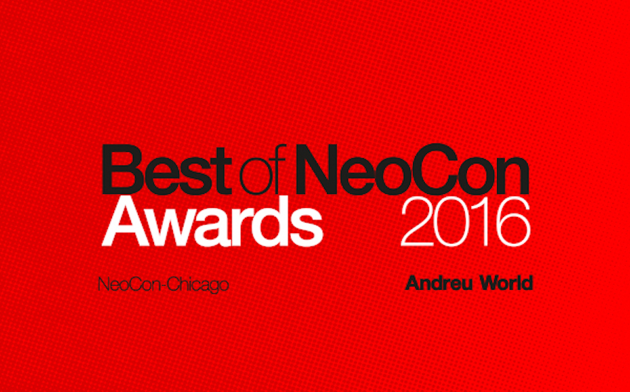 Contract magazine names 2016 Best of NeoCon winners
