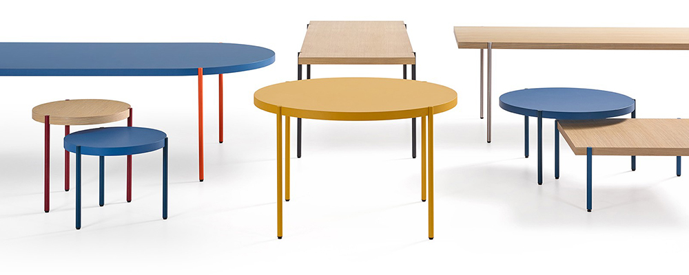 Artifort Palladio Tables