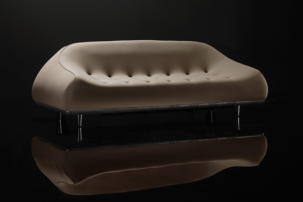Customised Comfort - Bernhardt Design's Mellow Sofa