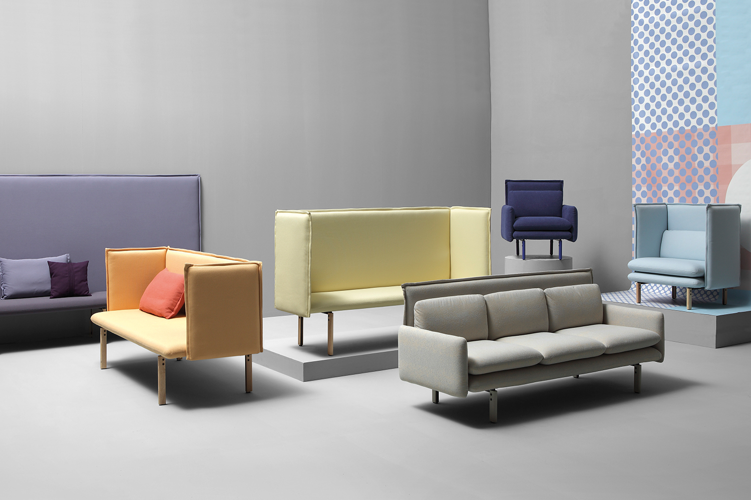 Sancal's fresh and functional furniture continues to set trends.