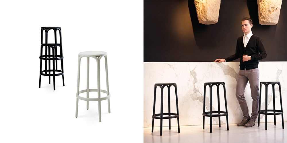 Vondom Brooklyn Stool