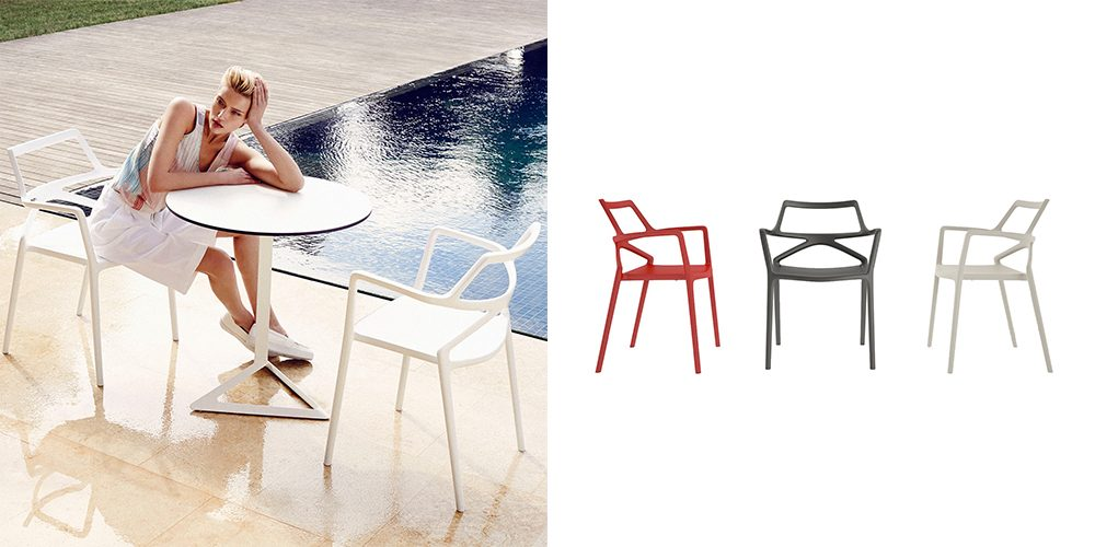 Vondom Delta Chair