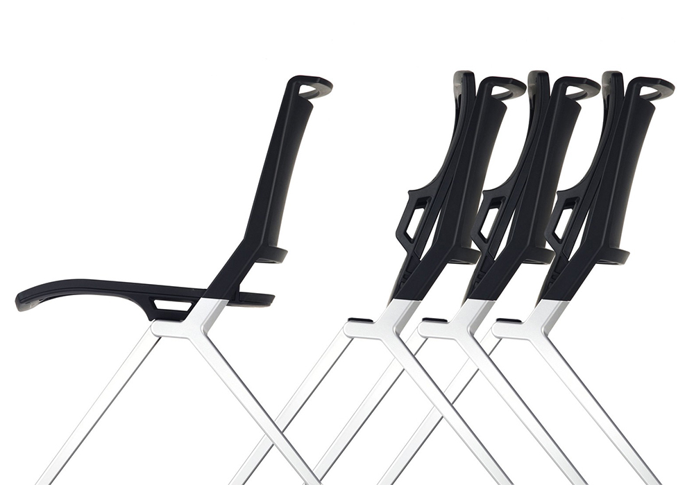 Axona AICHI's Tipo chair stacks up