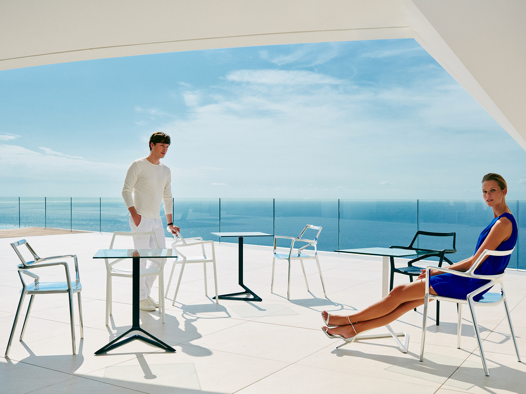 Take a shine to Vondom's Premium range