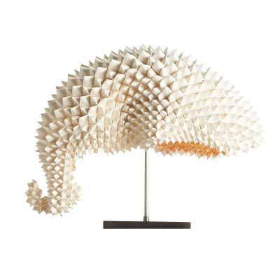 DRAGON'S TAIL TABLE LAMP