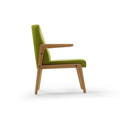 BOOMERANG SMALL ARMCHAIR