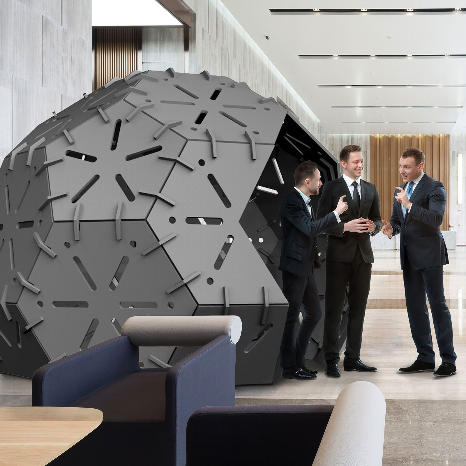SYNERGY ACOUSTIC DOME