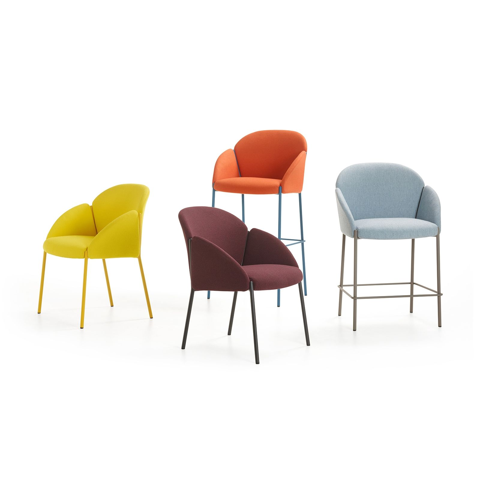 ANDREA LOUNGE CHAIR