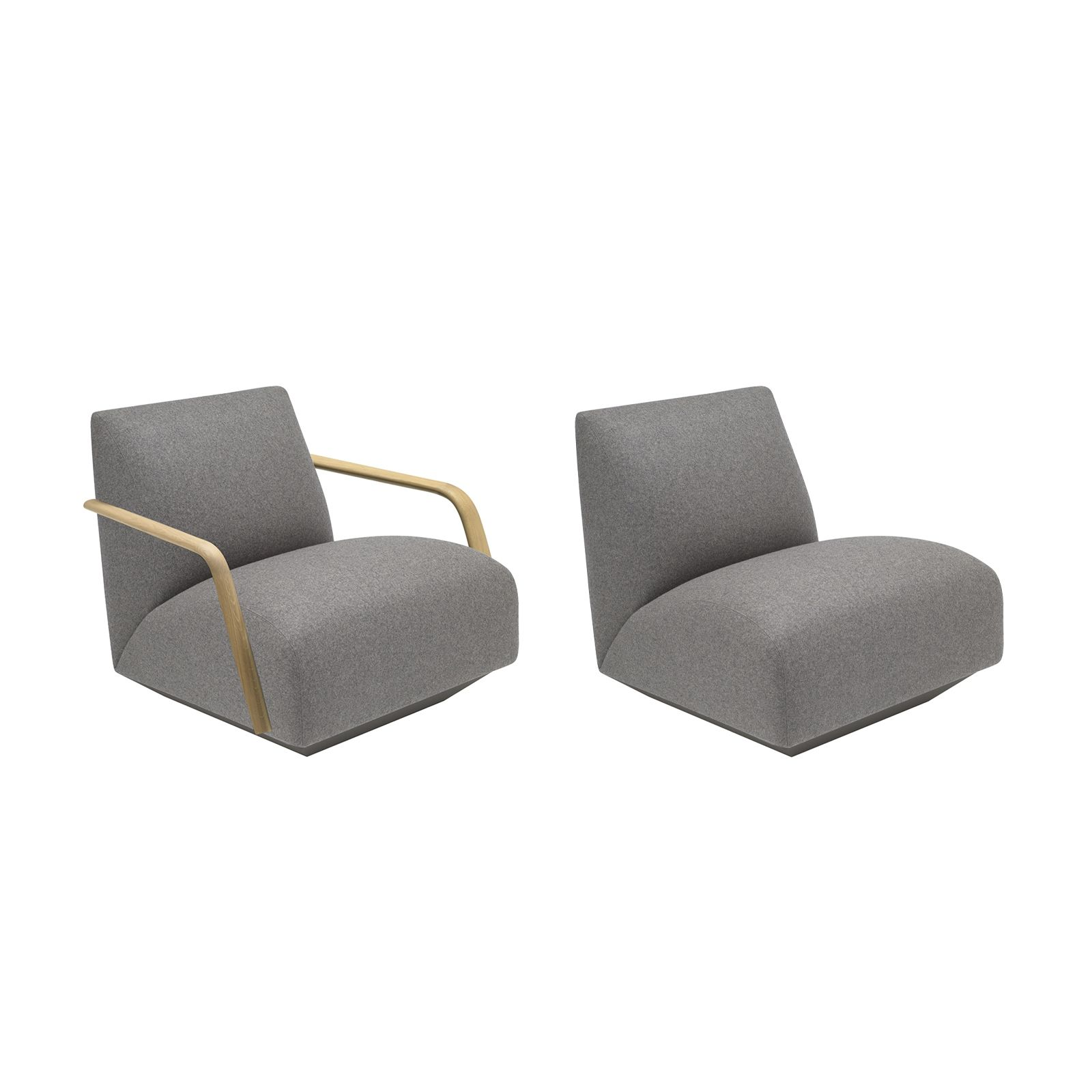 MANFRED LOUNGE CHAIR