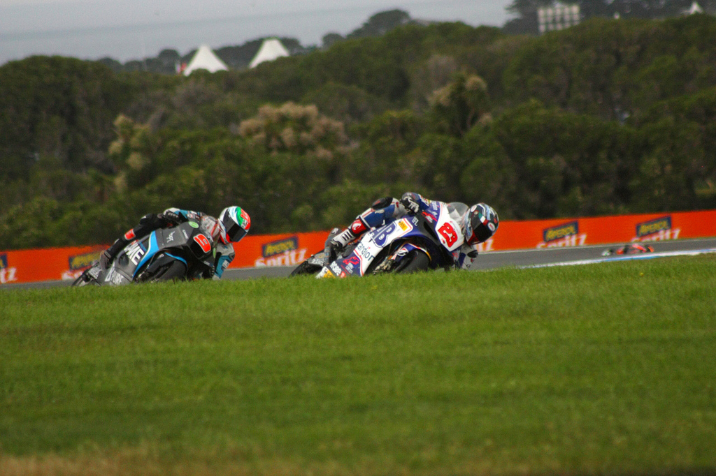 Moto GP ...