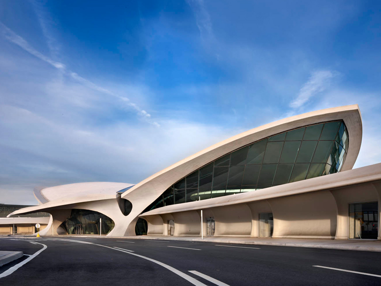 FFF | Inside TWA Flight Center at JFK Airport