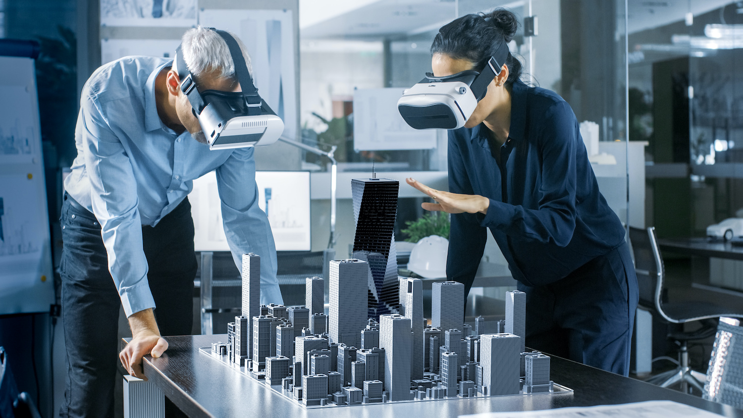 """Virtual Reality Uses in Architecture and Design - VR is going to be """"more powerful than cocaine"""""""