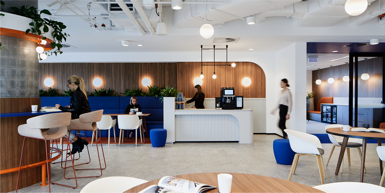 Project Case Study : IDP Education Offices, Designing for the Future