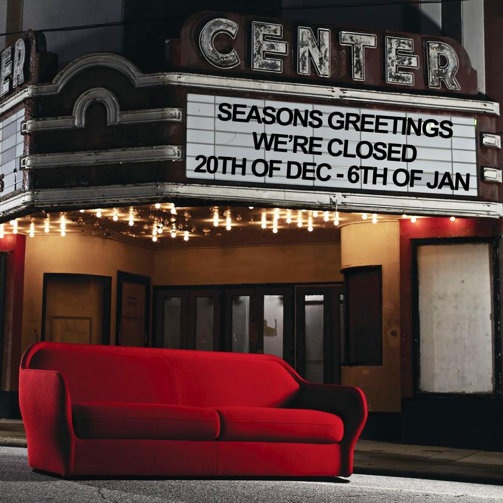 KE-ZU Christmas - New Year Closures