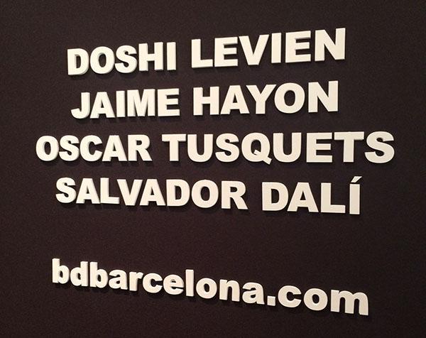 Salone Milano Day 2: bd Barcelona