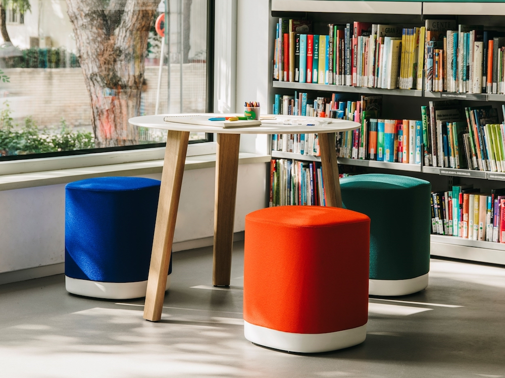 School of Thought: Furniture for focus and productivity in education environments