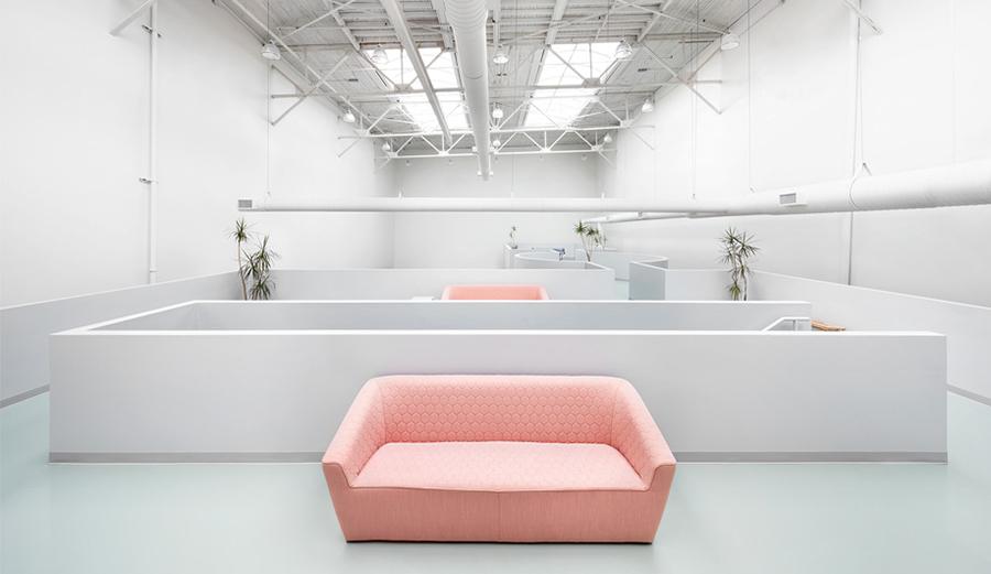 Pretty in pink: Sancal blushes at Campari Canada by I-V