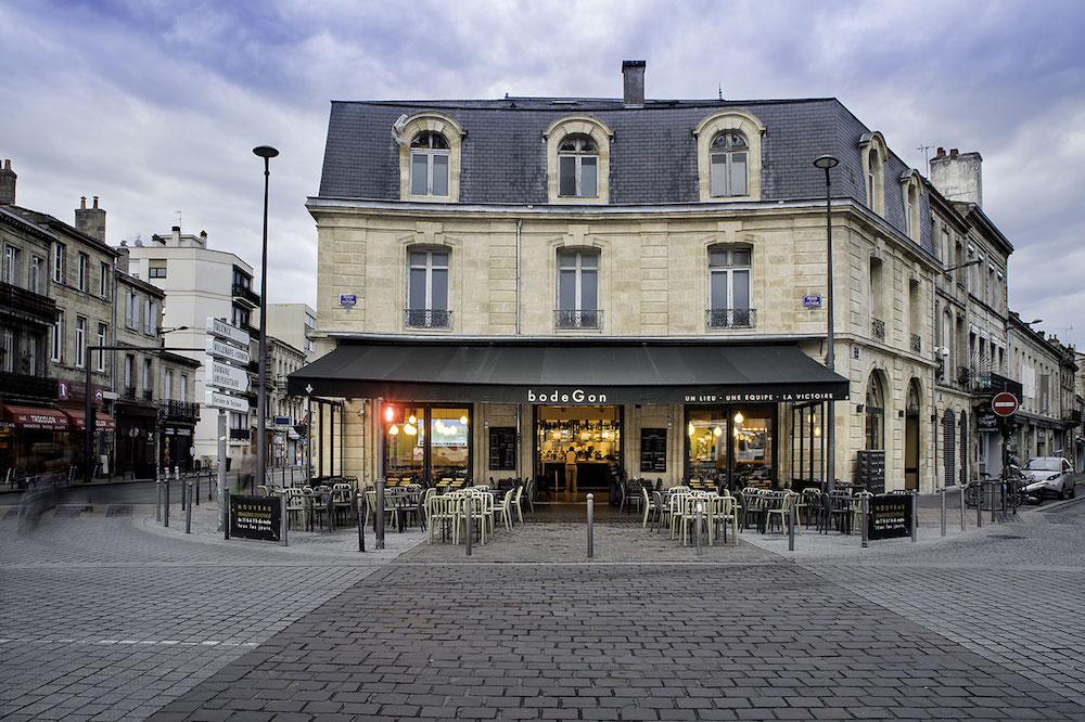 Take a seat at BodeGon Bordeaux