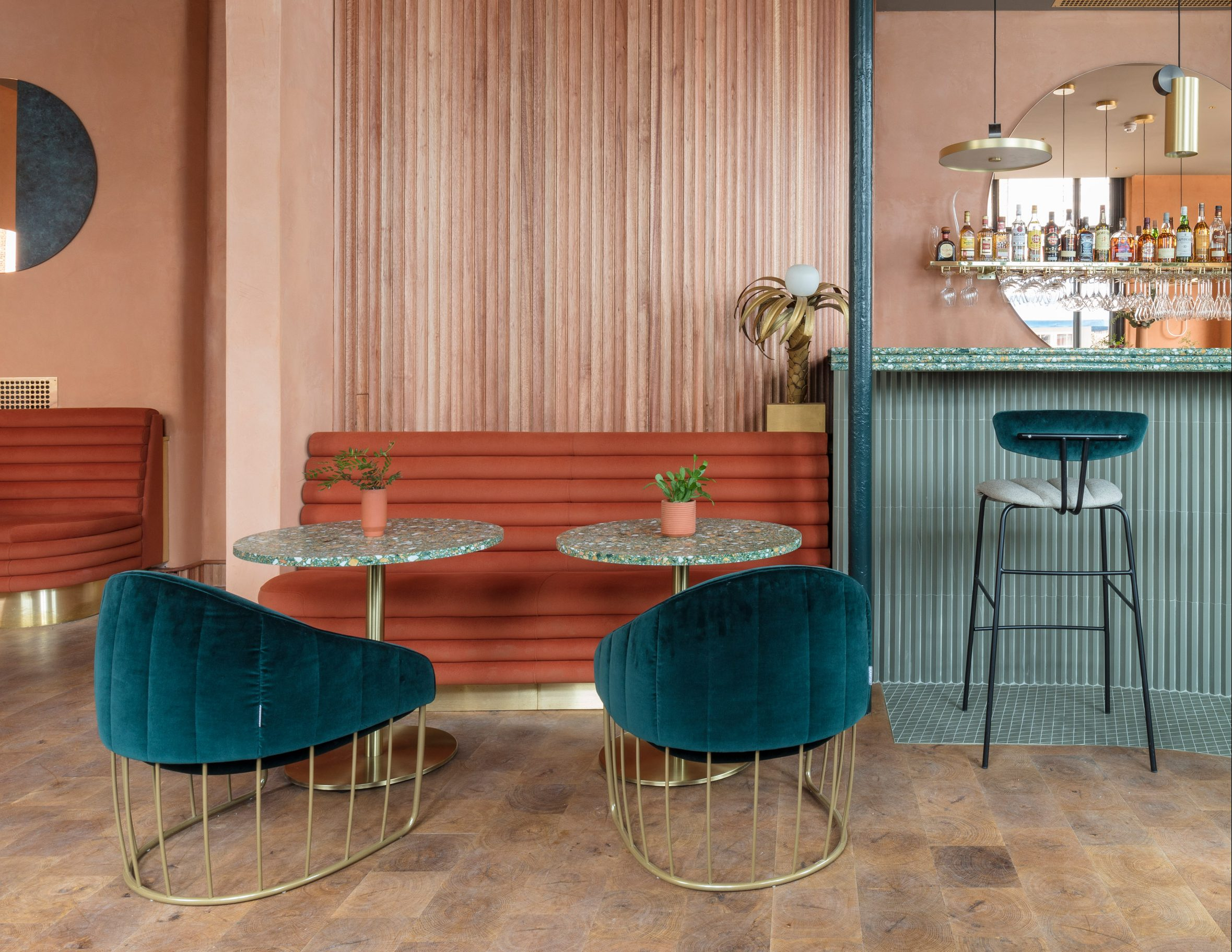 Here comes the sun: Omar's Place by Sella Concept