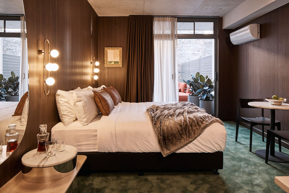 Pick a room at The Collectionist Hotel